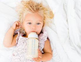Baby Bottle Tooth Decay - Pediatric Dentist in Colleyville, TX